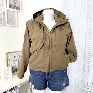 Lululemon Always Effortless Jacket Frontier Size 8